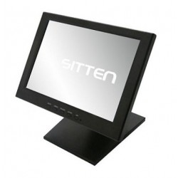 "Monitor Táctil 12"" - Sitten LCD121T"